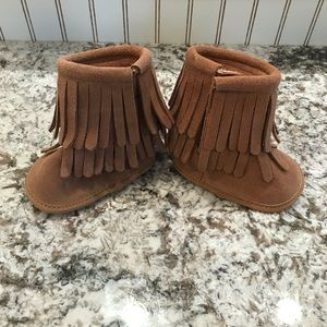 Other - Baby Fringe Boots